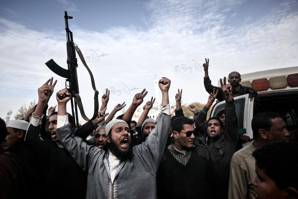 Bryan Denton - Photographs from Libya 2