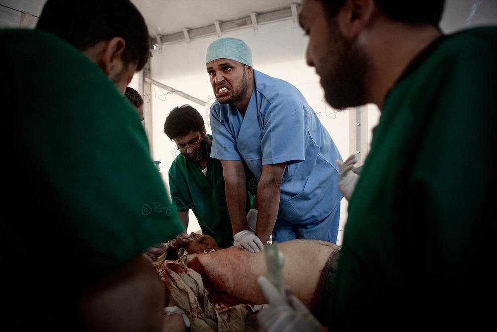Bryan Denton - Photographs from Libya 3