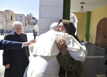 """La foto è tratta dal Photographic Service de """"L'Osservatore Romano"""""""