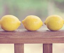Limoni, dietro l'IGP