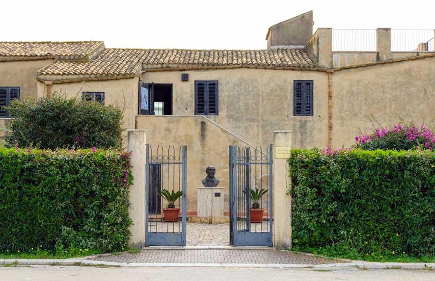 Casa natale di Pirandello in località Caos.