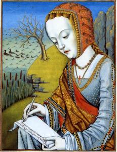 Una presunta raffigurazione di Nina Siciliana.