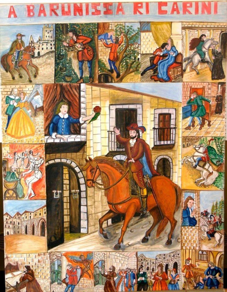 Un esempio di storia illustrata