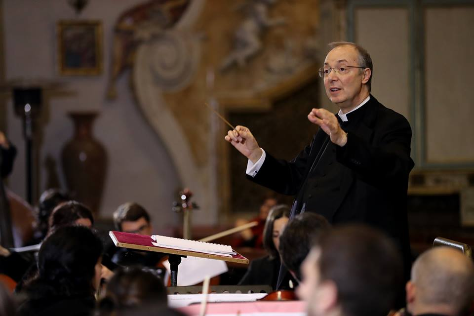 Monsignore Marco Frisina