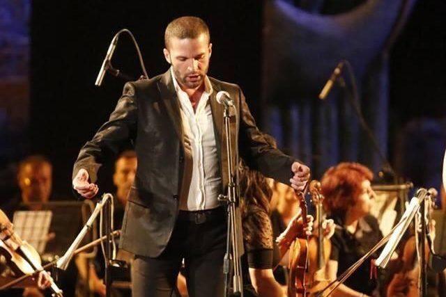 Il tenore Riccardo Palazzo
