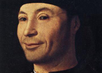 Antonello Da Messina, Ritratto d'ignoto marinaio, 1465-1476