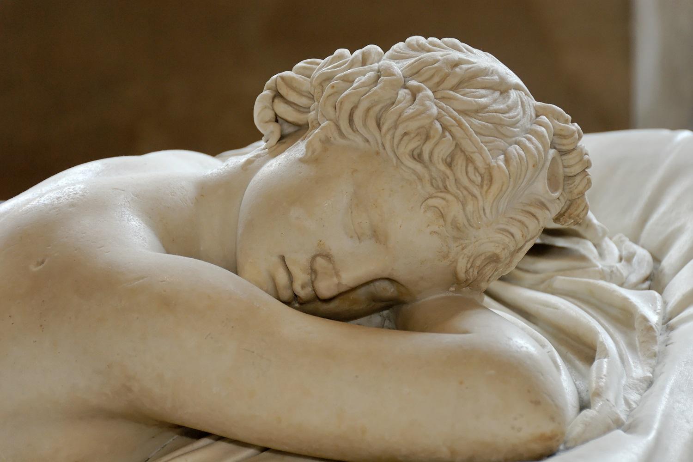 L'Ermafrodito dormiente di Bernini