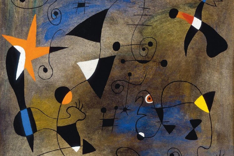 Joan Miró - Women and Birds