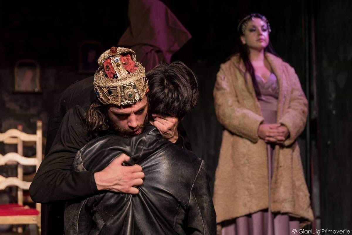 Riccardo III, Nicola Alberto Orofino, foto Primaverile