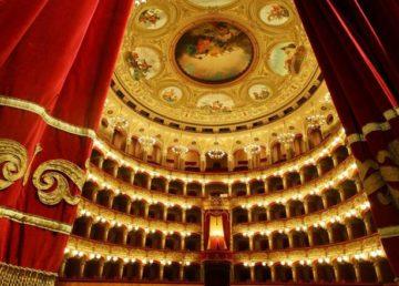 Sipario Teatro Bellini