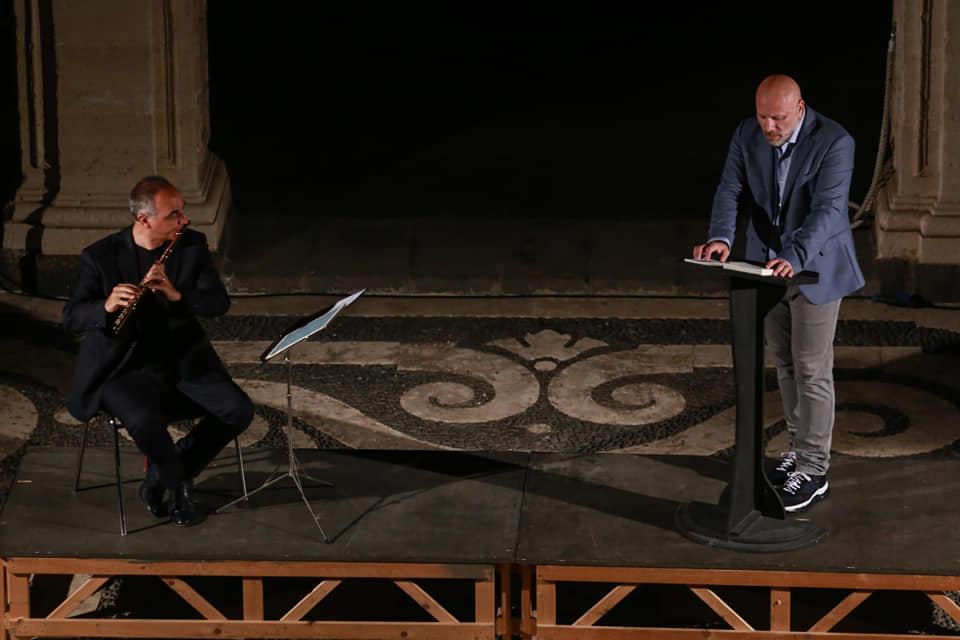 Vincenzo Pirrotta e Salvatore Vella