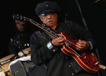Il chitarrista Al McKay