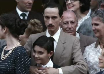 """Edoardo Strano in una scena de """"Il traditore"""""""