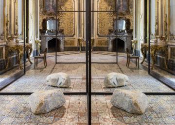 palazzo biscari Collezione Sandretto Re Rebaudengo