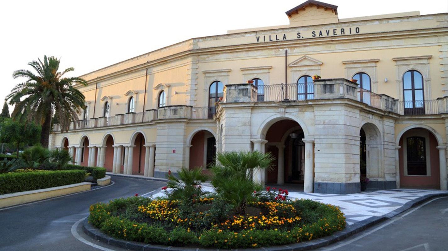Villa San Saverio, sede della Scuola Superiore di Catania