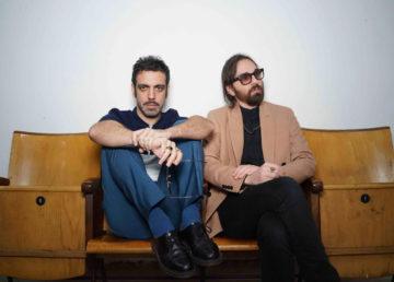 Lorenzo Urciullo Colapesce e Antonio Dimartino