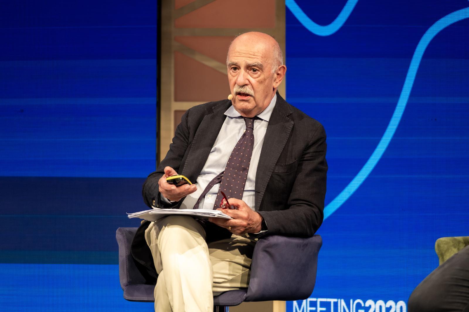 Gian Carlo Blangiardo, presidente ISTAT