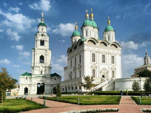 Il Cremlino di Astrakhan