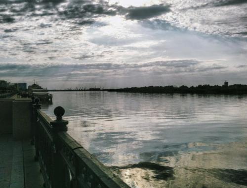 Un ponte sul Volga
