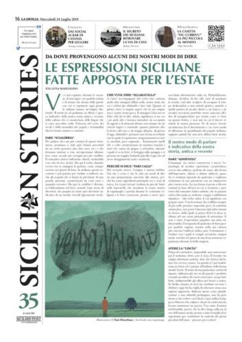 Sicilian Stories 35