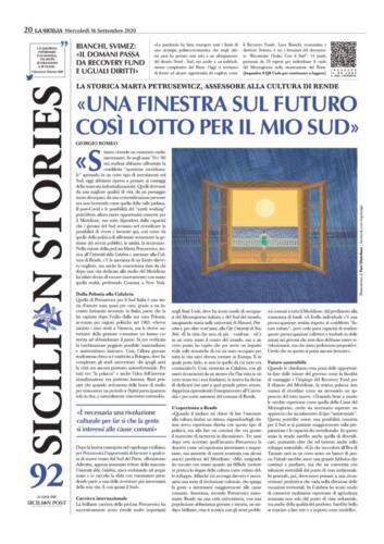 Sicilian Stories 92
